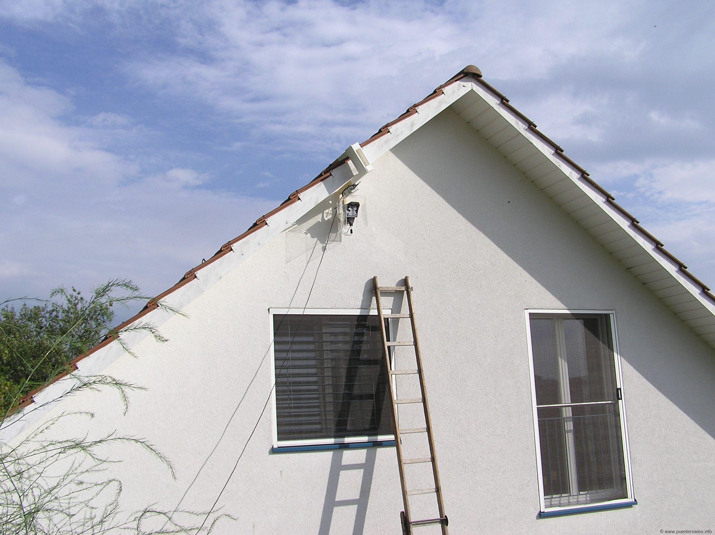 Kamera auf haus – Brandbekämpfung sprinkler system design